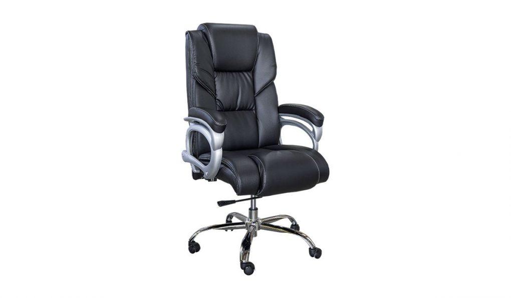 Sillones importados, sillones de oficina color negro